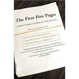 First Five Pages Amazon