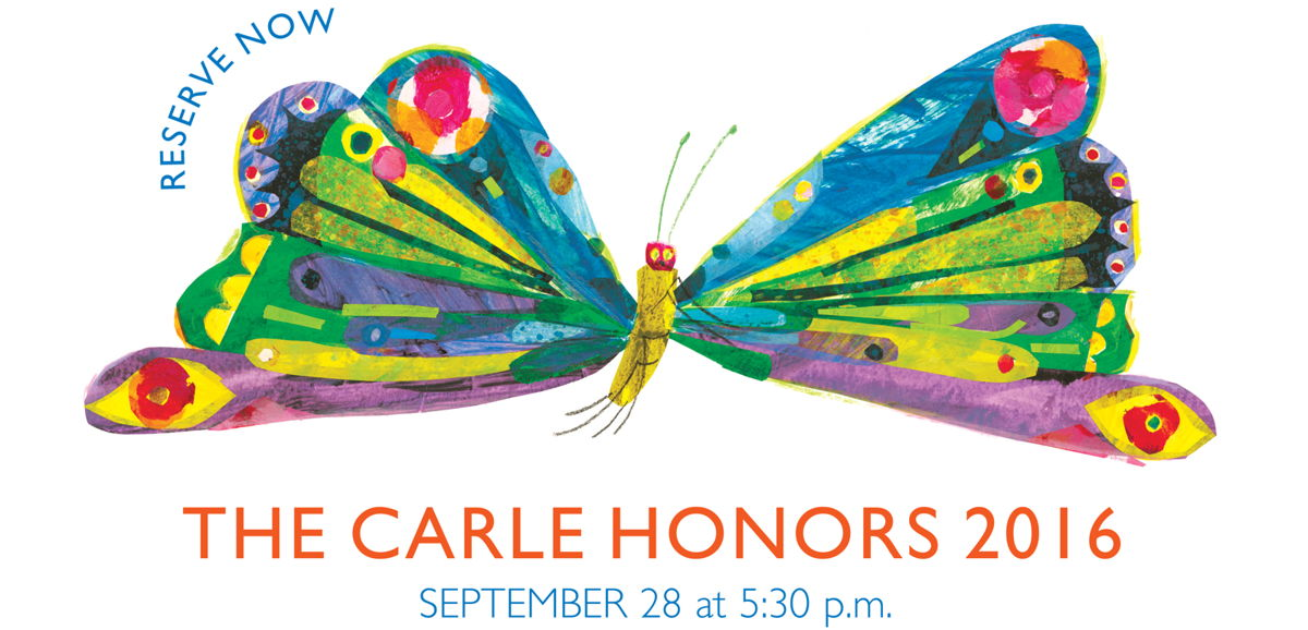 Carle Honorees on the Importance of Picture Books